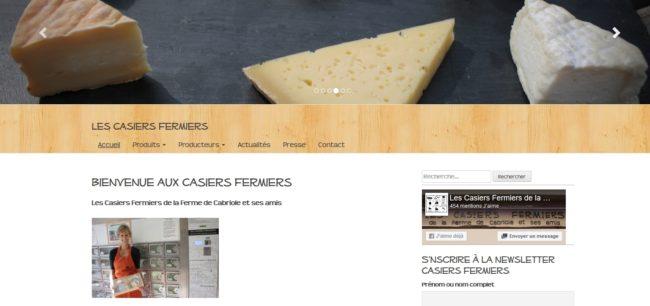 Site Les Casiers Fermiers Toulouse